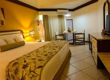 grand sao luis hotel quarto cama