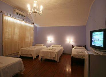 hotel pousada colonial sao luis quartos