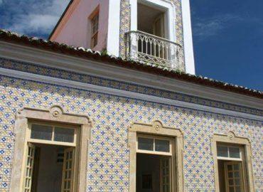 hotel pousada colonial fachada