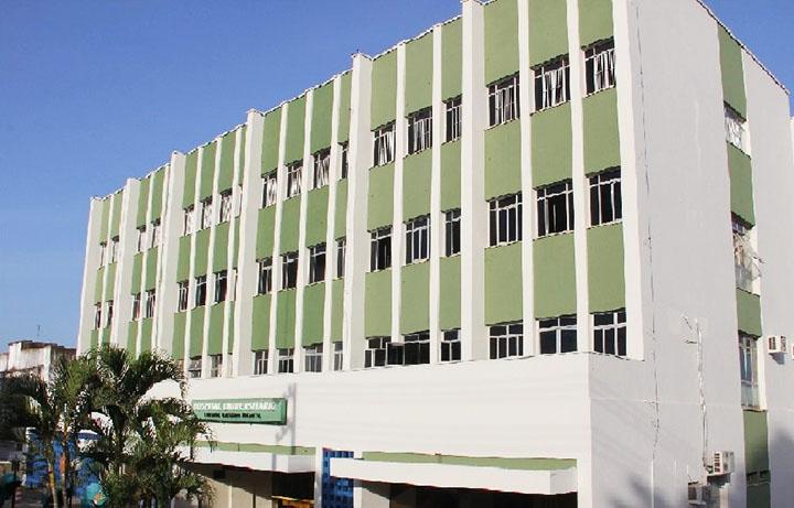 hospital universitario huufma centro presidente dutra