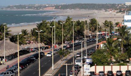 Novas construções em trecho da Avenida Litorânea estão proibidas
