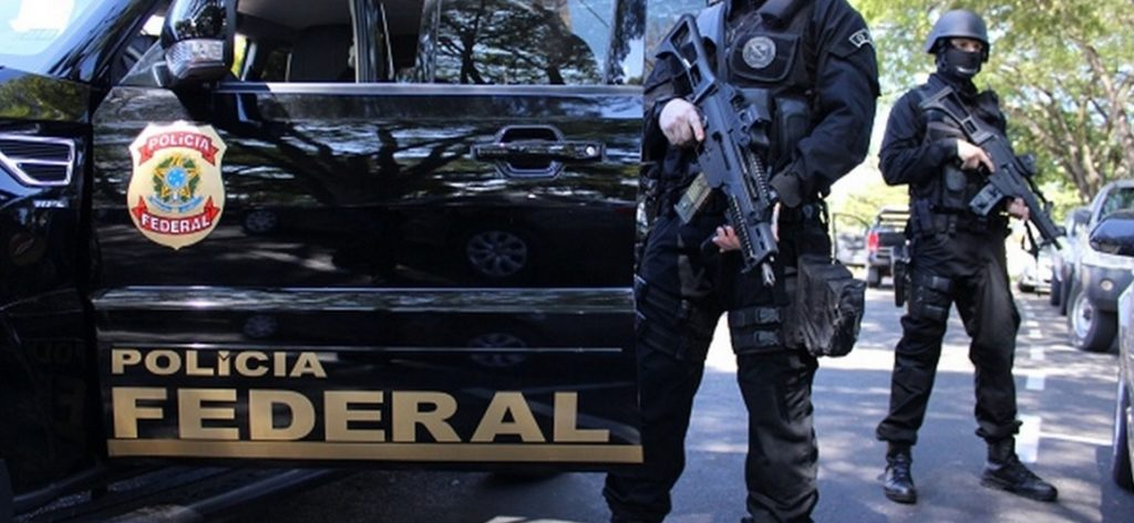 Resultado de imagem para Polícia Federal