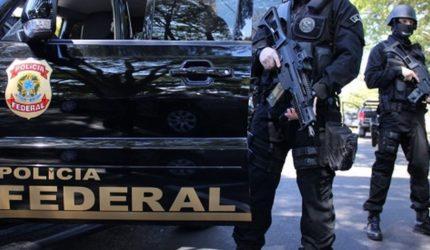 PF realiza operação Via Perditionis contra Policiais Rodoviários Federais e Fiscais da Receita