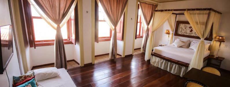 Os melhores hotéis e pousadas do Centro de São Luís
