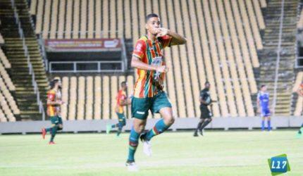 Uilliam quer ser artilheiro do Sampaio no Campeonato Maranhense