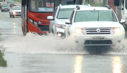 Veja os cuidados ao dirigir no período de chuvas