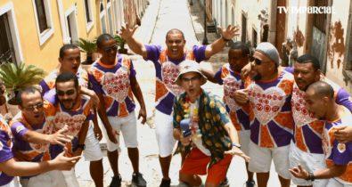 Pré-Carnaval de São Luís encanta gringo americano