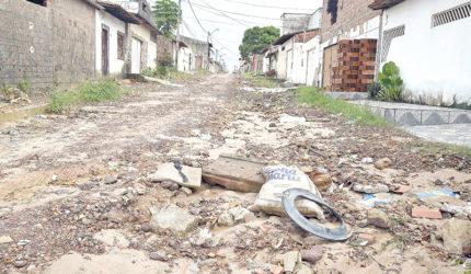 Chuvas causam transtornos em São José de Ribamar