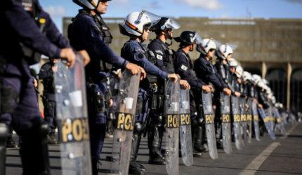 2000 vagas para concurso da Polícia Militar do Distrito Federal