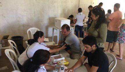 Vacinação gratuita à moradores do Araçagy neste sábado