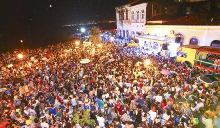 Carnaval 2018: Programação gratuita deste domingo