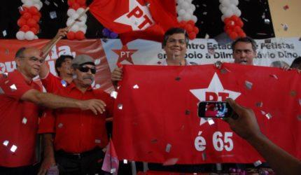 Flávio Dino deve ter apoio do PT estadual nestas eleições