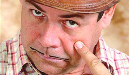 """Humorista Zé Lezin traz show """"Operação Lava Jato do Matuto"""" a São Luís"""