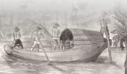 Livro que aborda a história de navegações do Rio Grajaú será publicado hoje