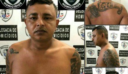 SHPP captura homem suspeito de várias mortes em São Luís