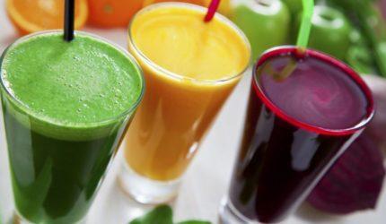 Sucos detox para desintoxicar o organismo