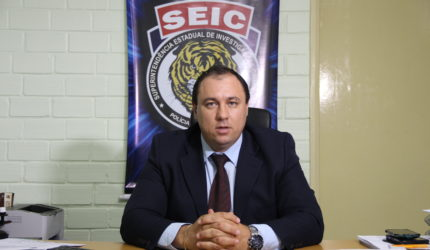 Seccor pede prisão preventiva de Tiago Bardal