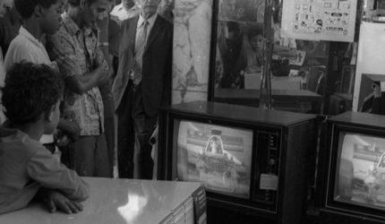 55,7% dos maranhenses tem Televisões de Tubo