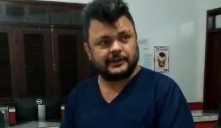 Justiça determina prisão preventiva a médico de Pinheiro
