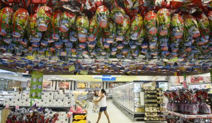 Comércio de São Luís aposta em páscoa promissora