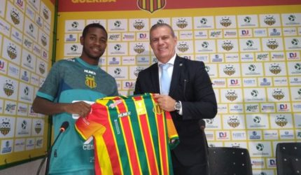 Sampaio apresenta reforços para Copa do Nordeste