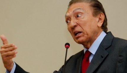 Senado gasta R$ 826 mil com aluguel de casa de Lobão no Calhau