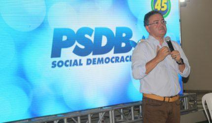 Roberto Rocha confirma pré-candidatura ao governo