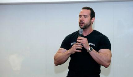 Rodolfo Peres realiza workshop avançado em São Luís