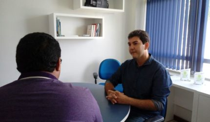 """""""Estou decidido a ser candidato a governador"""", revela Eduardo Braide"""