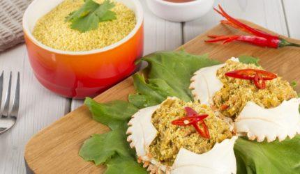Casquinha de Caranguejo: receita rápida e fácil de fazer