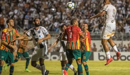 Sampaio comemora classificação inédita na Copa do Nordeste