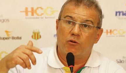 """""""Sampaio será forte no Brasileiro"""", afirma Sérgio Frota"""