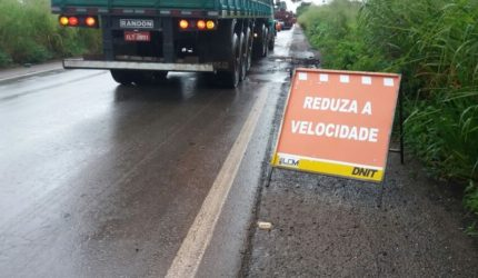 Rodovia BR-135 é defendida por políticos em Brasília