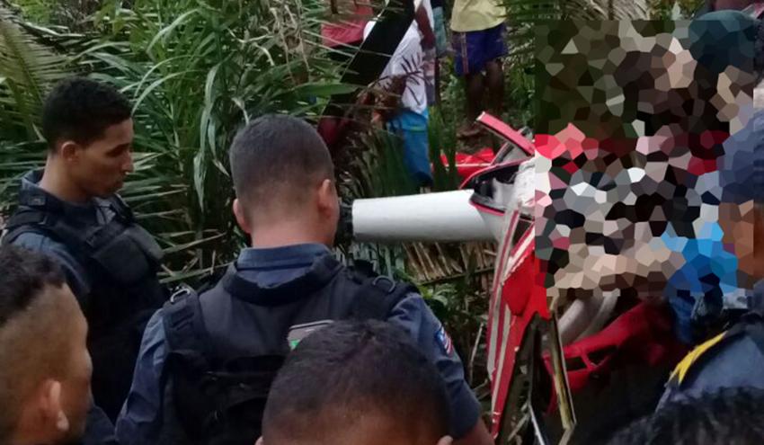Corpos de vítimas de queda de helicóptero são velados em São Luís