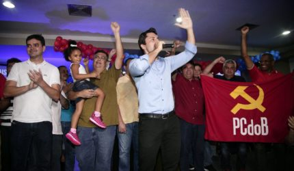 Duarte Jr lança pré-candidatura e é uma das principais apostas do PC do B