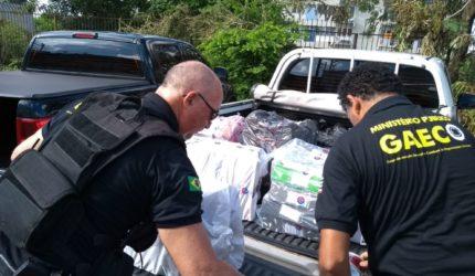 Operação investiga organização criminosa por desvio de recursos no Maranhão