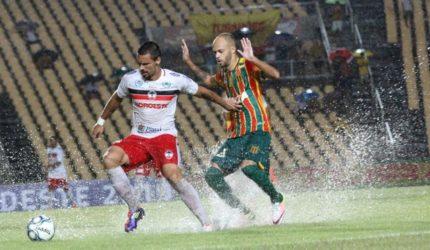 Sampaio conquista vaga para a Copa do Nordeste 2019