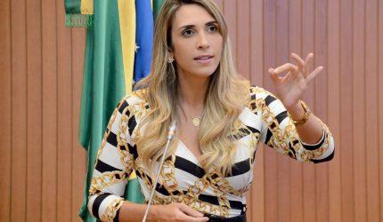 Andrea Murad oficializa pedido de intervenção federal
