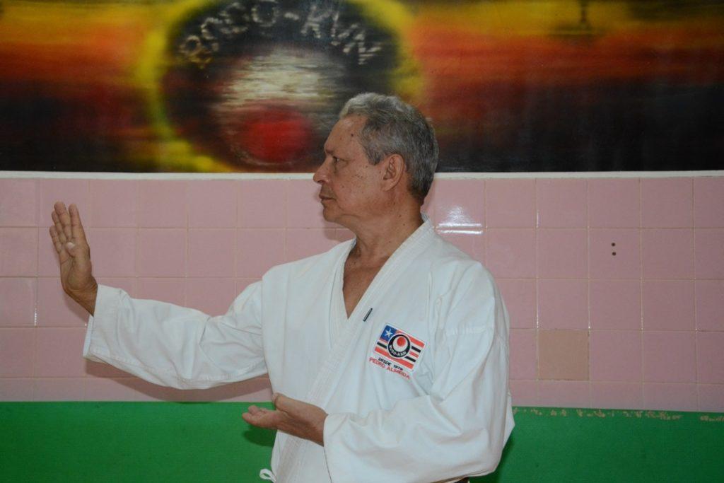 Sensei Pedro Almeida academia Budokan