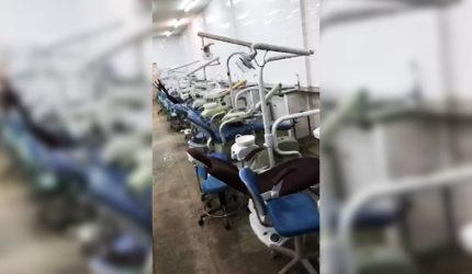 Alunos de odontologia da UFMA reivindicam melhorias em clínica