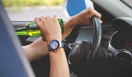 Lei que aumenta a pena para quem dirige bêbado começa a partir desta quinta