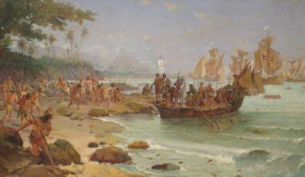Problemas na Fundação do Brasil há 518 anos