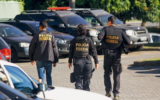 Receita Federal e Polícia Federal deflagram 4ª fase da Operação Descarte em SP, RJ e MG Sao391118