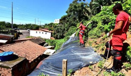 Defesa Civil Municipal monitora áreas de risco em São Luís