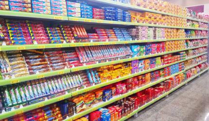 Produtos devem ter alerta para alto teor de açúcar na embalagem