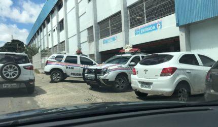 Grupo de bandidos assaltam escritório do Mateus Cohama