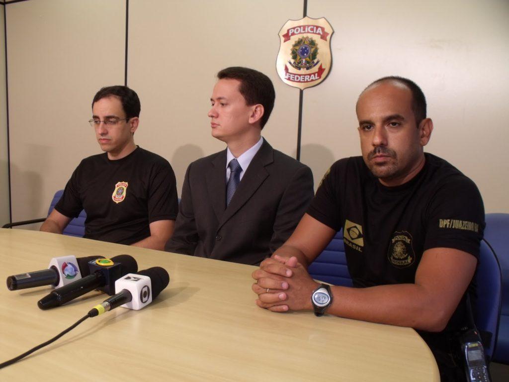 Suspeitos de morte de delegado da PF são de facção, diz polícia