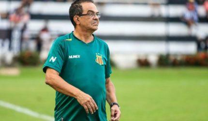 Francisco Diá não é mais o técnico do Sampaio