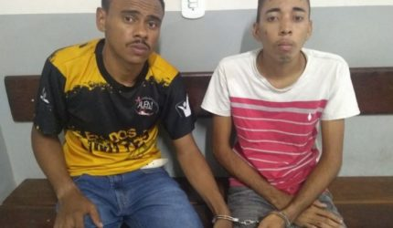 Soldado da PM à paisana prende dois assaltantes em São Luís