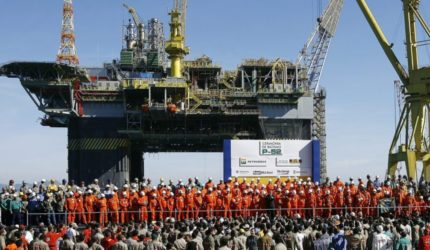 Sindicato dos petroleiros anuncia greve de advertência